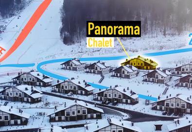 PANORAMA Chalet Bukovel Residence (Панорама Шале)