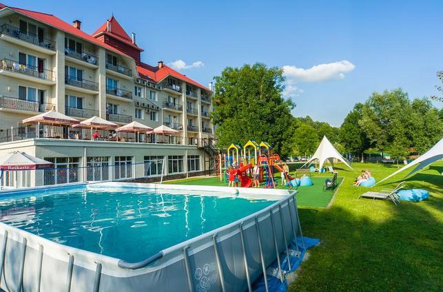 Отель Рейкарц Поляна (Reikartz) (Поляна). Цены, отзывы, фото, описание